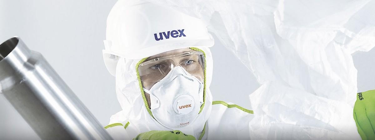 uvex respiraatorid