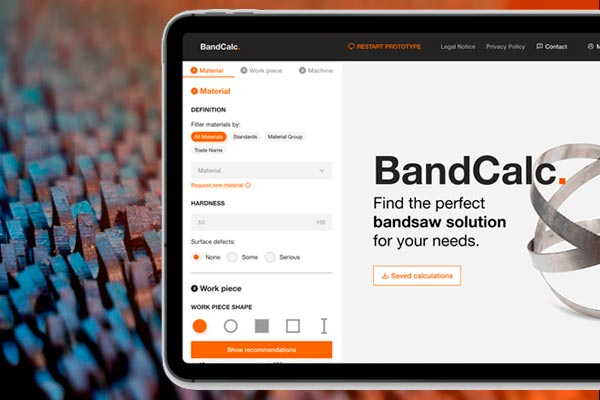 Bahco BandCalc