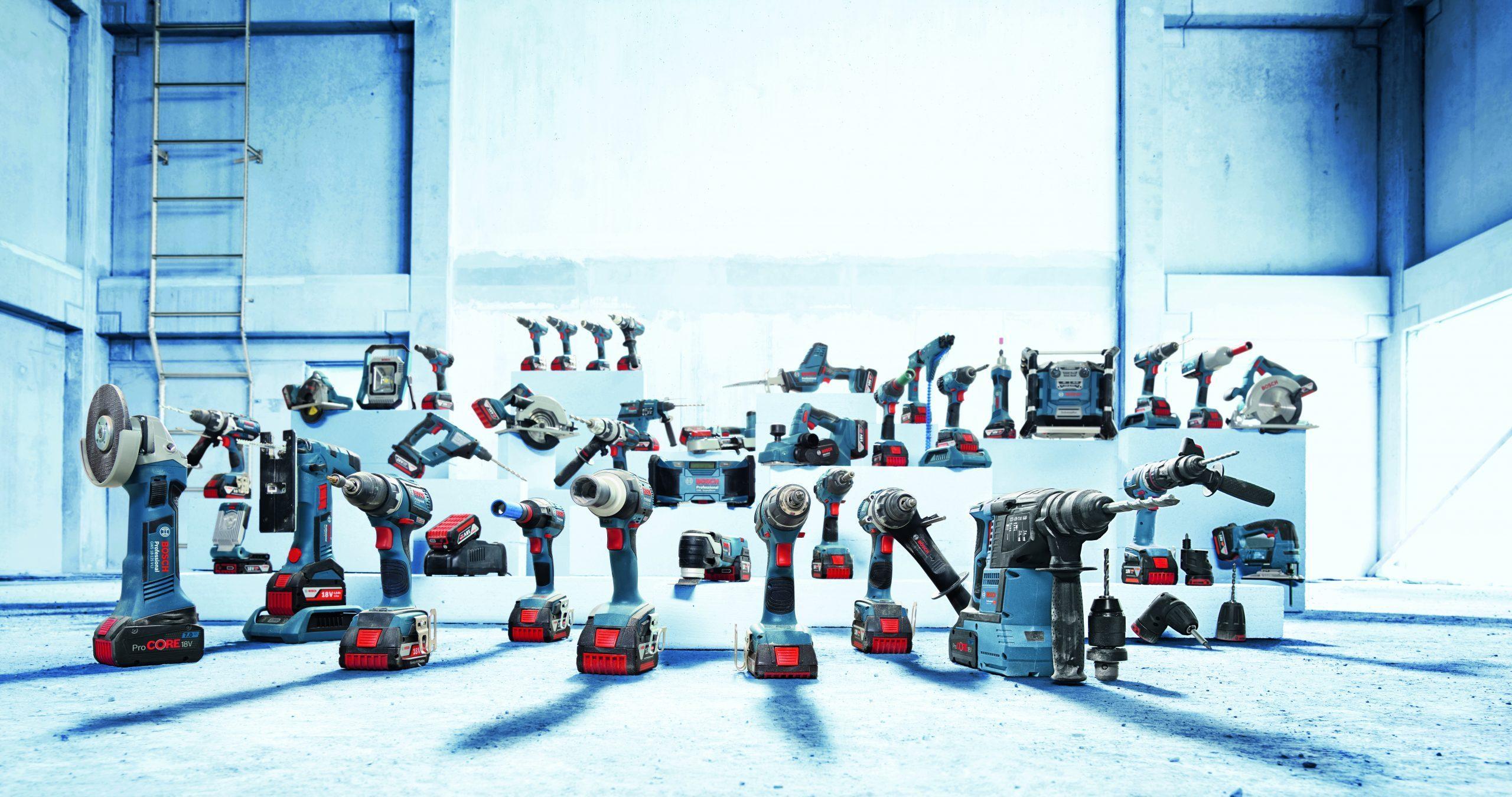 Bosch Akutööriistad